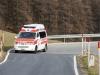REO Rettung Oberengadin am Albula Pass