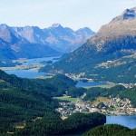 Seeregion Oberengadin